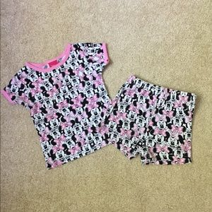Other - Mini Mouse 3T pjs